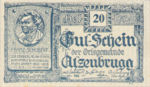 Austria, 20 Heller, FS 63IaI