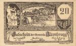 Austria, 20 Heller, FS 63IIaA