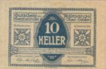 Austria, 10 Heller, FS 5a
