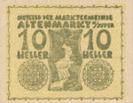 Austria, 10 Heller, FS 30