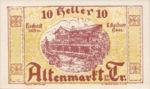 Austria, 10 Heller, FS 29a
