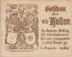 Austria, 10 Heller, FS 49a