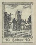 Austria, 10 Heller, FS 49c