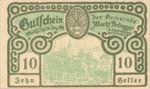 Austria, 10 Heller, FS 50e