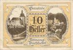 Austria, 10 Heller, FS 61I