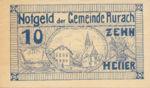 Austria, 10 Heller, FS 68a