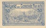 Austria, 50 Heller, FS 68b
