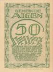 Austria, 50 Heller, FS 13a