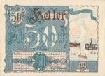 Austria, 50 Heller, FS 53IIb18