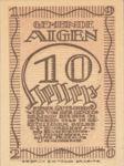 Austria, 10 Heller, FS 13b