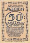 Austria, 50 Heller, FS 13b