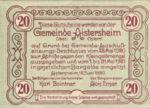 Austria, 20 Heller, FS 15a