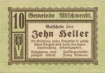 Austria, 10 Heller, FS 35Ia