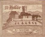 Austria, 50 Heller, FS 49b