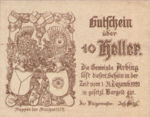 Austria, 10 Heller, FS 49b