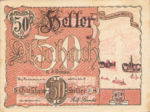 Austria, 50 Heller, FS 53IIb12
