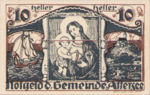Austria, 10 Heller, FS 60a