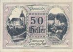 Austria, 50 Heller, FS 61IC
