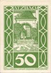 Austria, 50 Heller, FS 62a