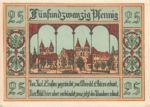 Germany, 25 Pfennig, 8.2a