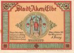 Germany, 75 Pfennig, 8.2a
