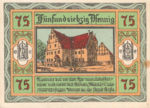 Germany, 75 Pfennig, 8.2a