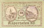 Austria, 50 Heller, FS 58b