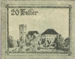 Austria, 20 Heller, FS 49a