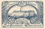 Austria, 20 Heller, FS 17a1