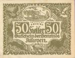 Austria, 50 Heller, FS 18Ib
