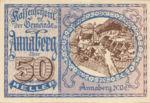 Austria, 50 Heller, FS 44a