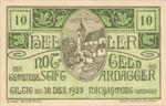 Austria, 10 Heller, FS 51Ac