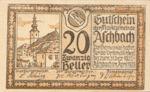 Austria, 20 Heller, FS 55a