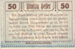 Austria, 50 Heller, FS 55b