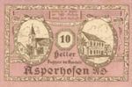 Austria, 10 Heller, FS 58a