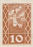 Austria, 10 Heller, FS 62b