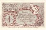 Austria, 1 Krone, FS 46ga