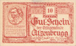Austria, 10 Heller, FS 63IaA