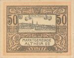 Austria, 50 Heller, FS 32aE