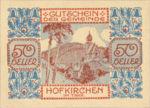 Austria, 50 Heller, FS 387IIIe