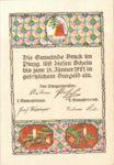 Austria, 80 Heller, FS 107IIIb
