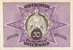 Austria, 30 Heller, FS 1100IIb