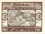 Austria, 2 Heller, FS 208III