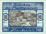 Austria, 10 Heller, FS 208III