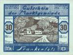 Austria, 30 Heller, FS 208III