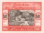 Austria, 50 Heller, FS 208III