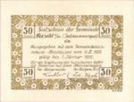 Austria, 50 Heller, FS 215IIo