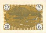 Austria, 20 Heller, FS 215IIo