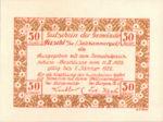 Austria, 50 Heller, FS 215IIp