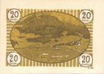 Austria, 20 Heller, FS 215IIr